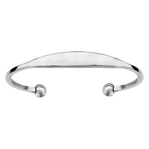 3ec73a84f3487e Bracelet esclave en acier diamètre 65mm
