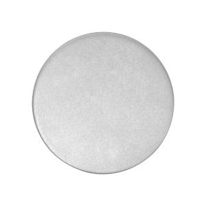 Broche en acier ronde 26mm fermoir aimanté - Vue 1