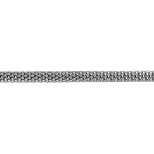 Chaine de lunette maille tube cage 70cm