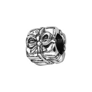 Charms Thabora en argent rhodié cadeau - Vue 1