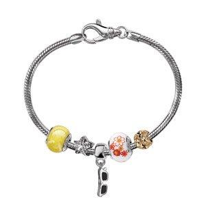 Composition bracelet Charms Thabora été - Vue 1