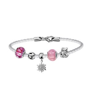 Composition bracelet charms Thabora teen douceur - Vue 1