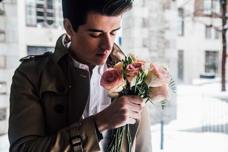 Saint-Valentin Homme