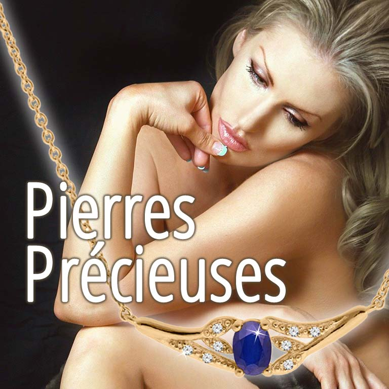 Collection Pierres Précieuses