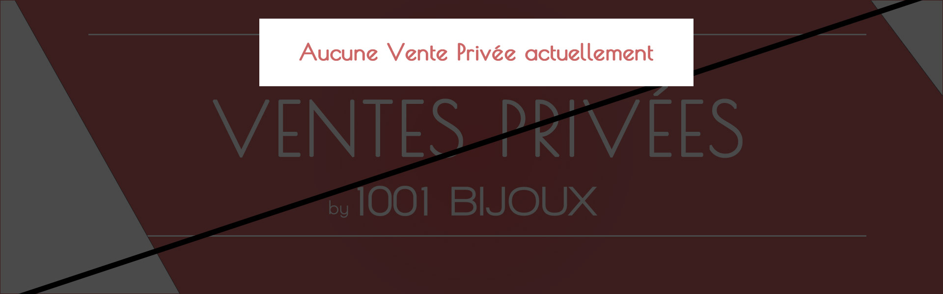 Ventes Privées by 1001 Bijoux