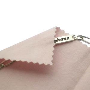 Chamoisine d\'entretien pour bijoux en argent - Vue 2