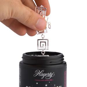 Bain de nettoyage des bijoux en argent - Vue 2