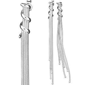 Parure multi-chaînes - Vue 3