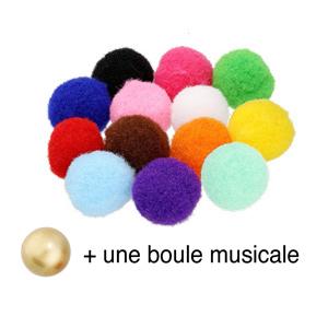 Collier Bola diffuseur de parfum forme goutte dentelée PVD jaune - réglable 60 à 100cm - Vue 3