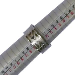 Triboulet professionnel pour mesurer les tailles bagues - Vue 3