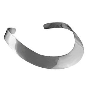 1001 Bijoux - Collier acier torque pas cher